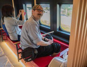 Japanspezialreisen - Eisenbahn - 004 - Rainer Stobbe