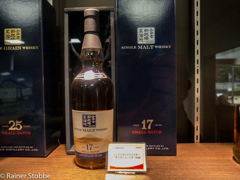 Whiskyreisen Japan Kirin Fuji Gotemba - 20161013-P1070882