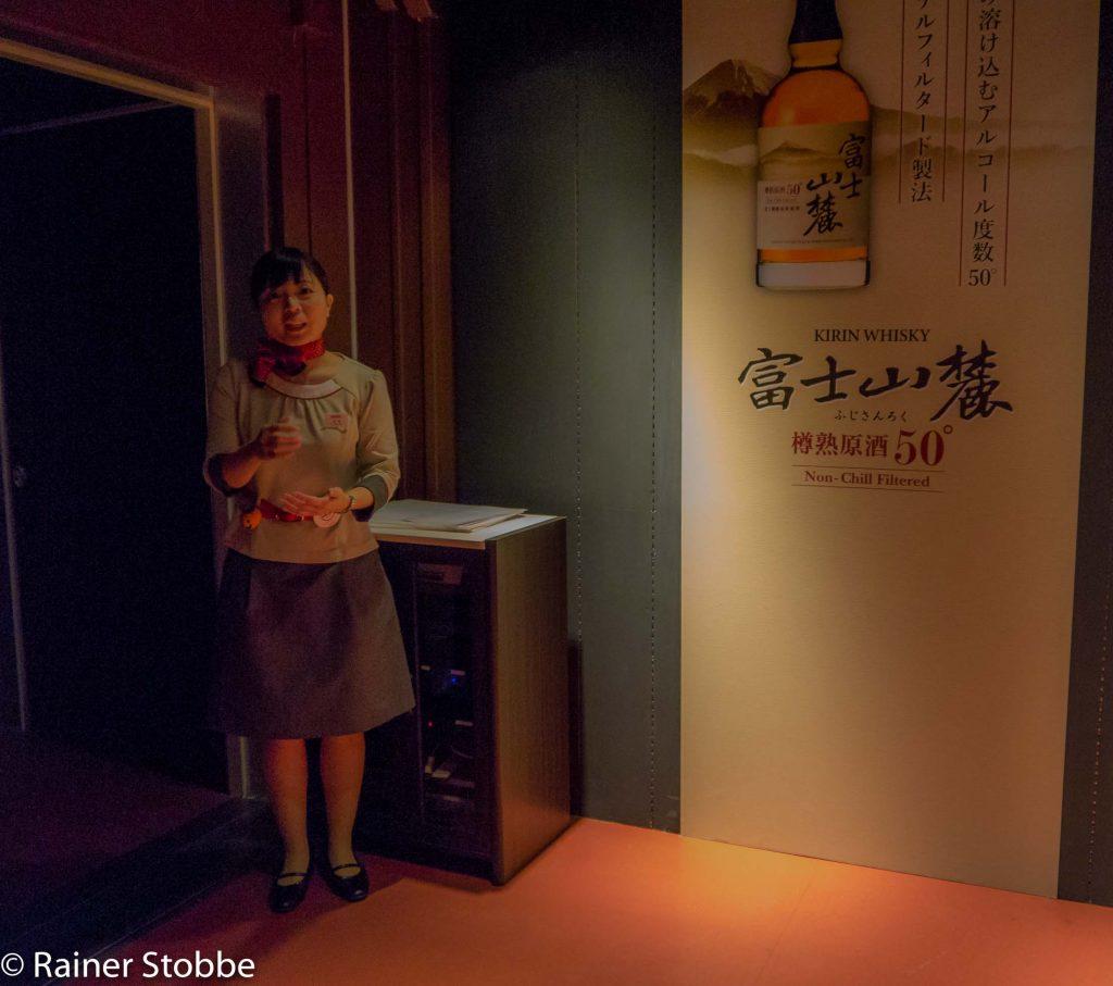 Whiskyreisen Japan Kirin Fuji Gotemba - 20161013-P1070898