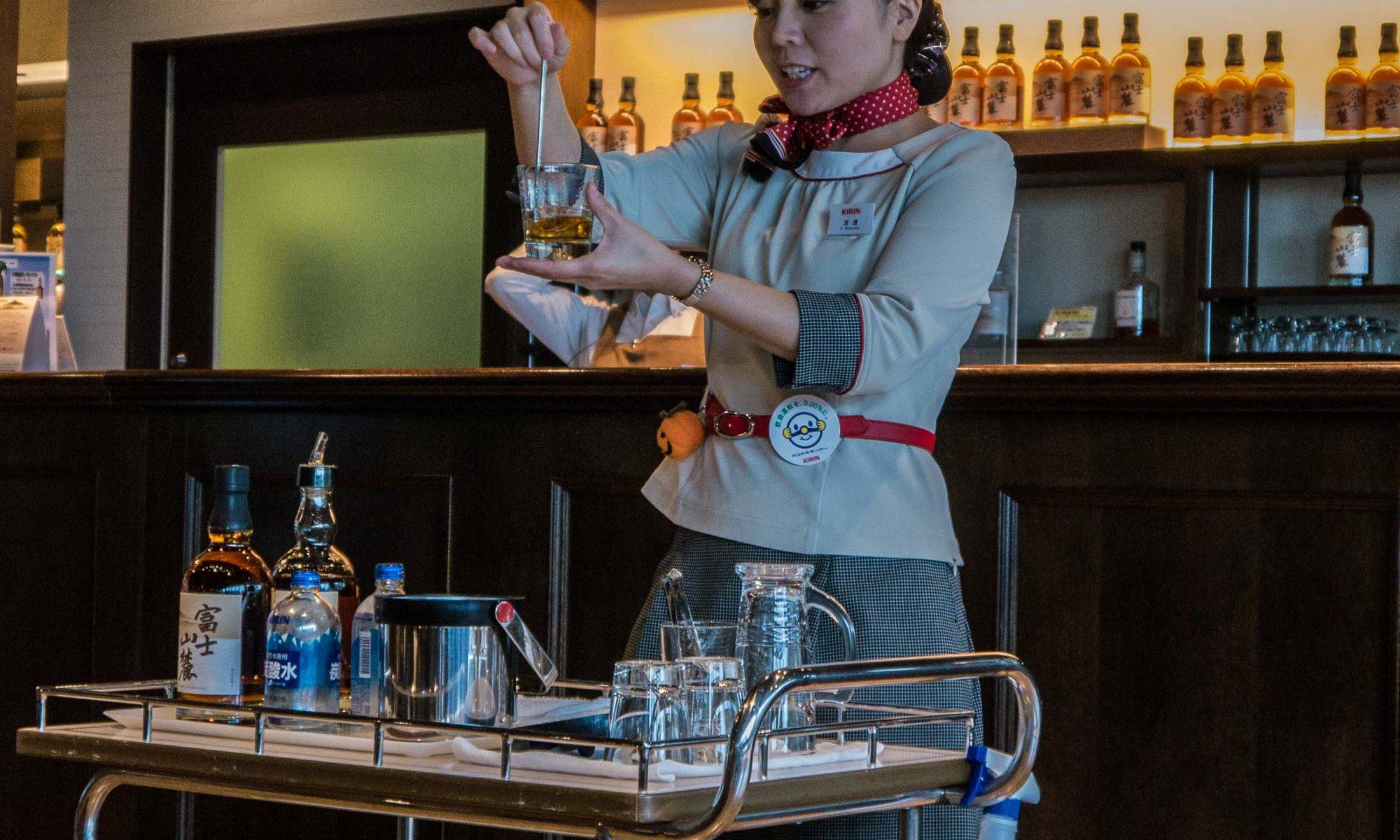 Whiskyreisen Japan Kirin Fuji Gotemba - 20161013-P1070900