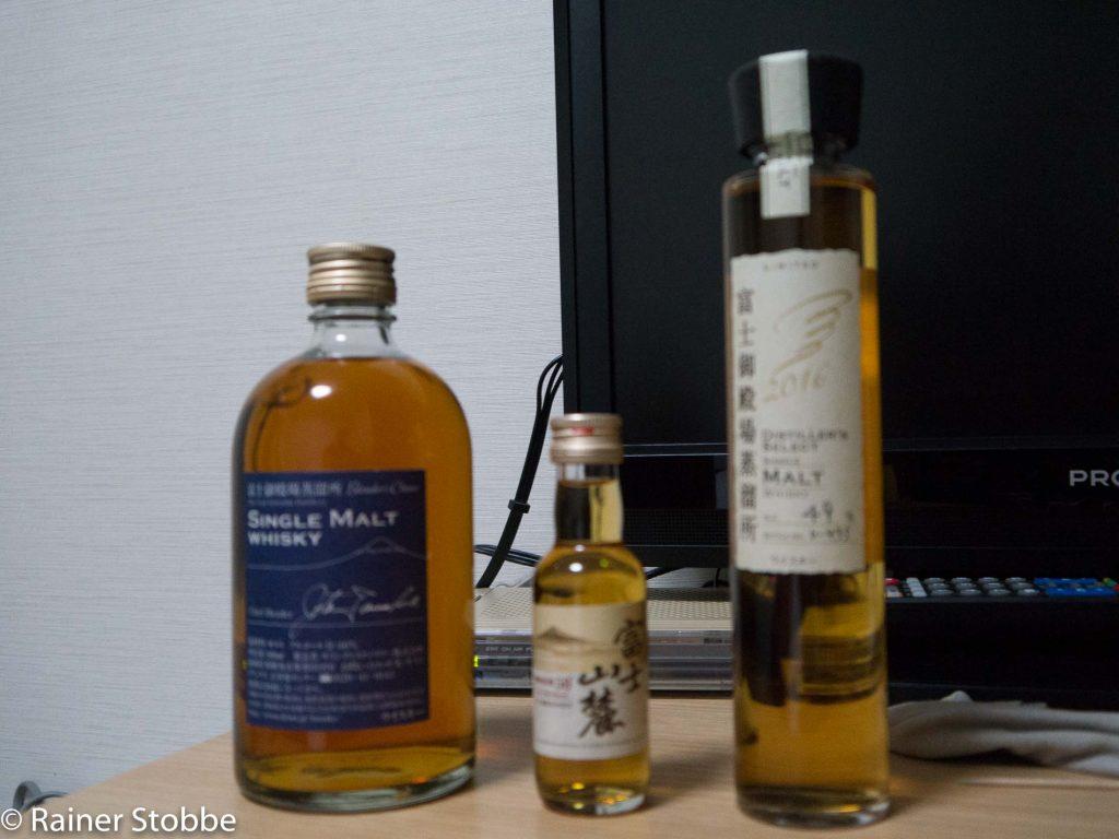 Whiskyreisen Japan Kirin Fuji Gotemba - 20161013-P1070904