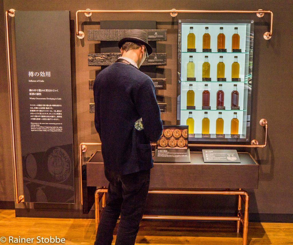 Whiskyreisen Japan Nikka Miyagikyo - 20170423-P1100245