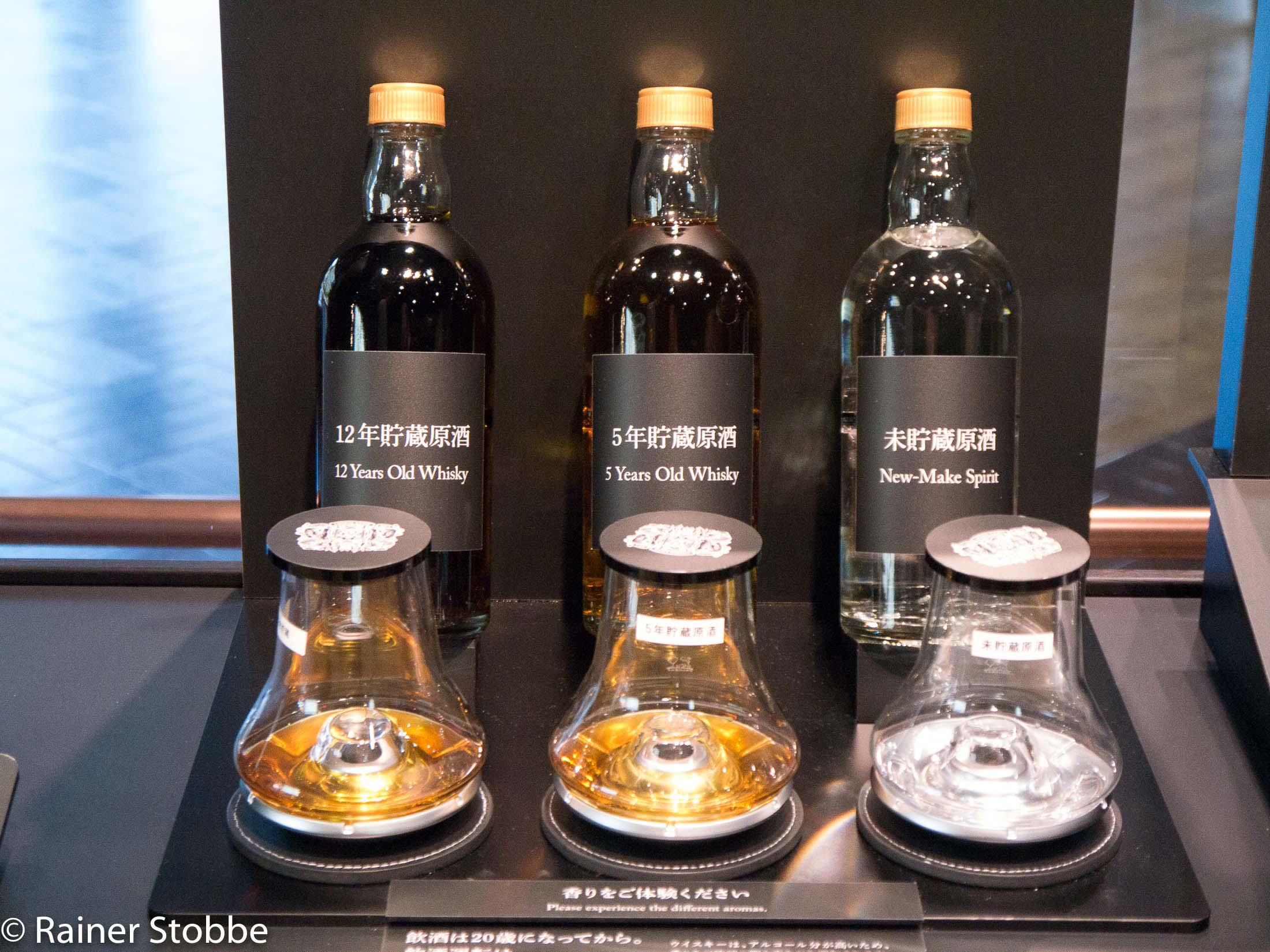 Whiskyreisen Japan Nikka Miyagikyo - 20170423-P1100253