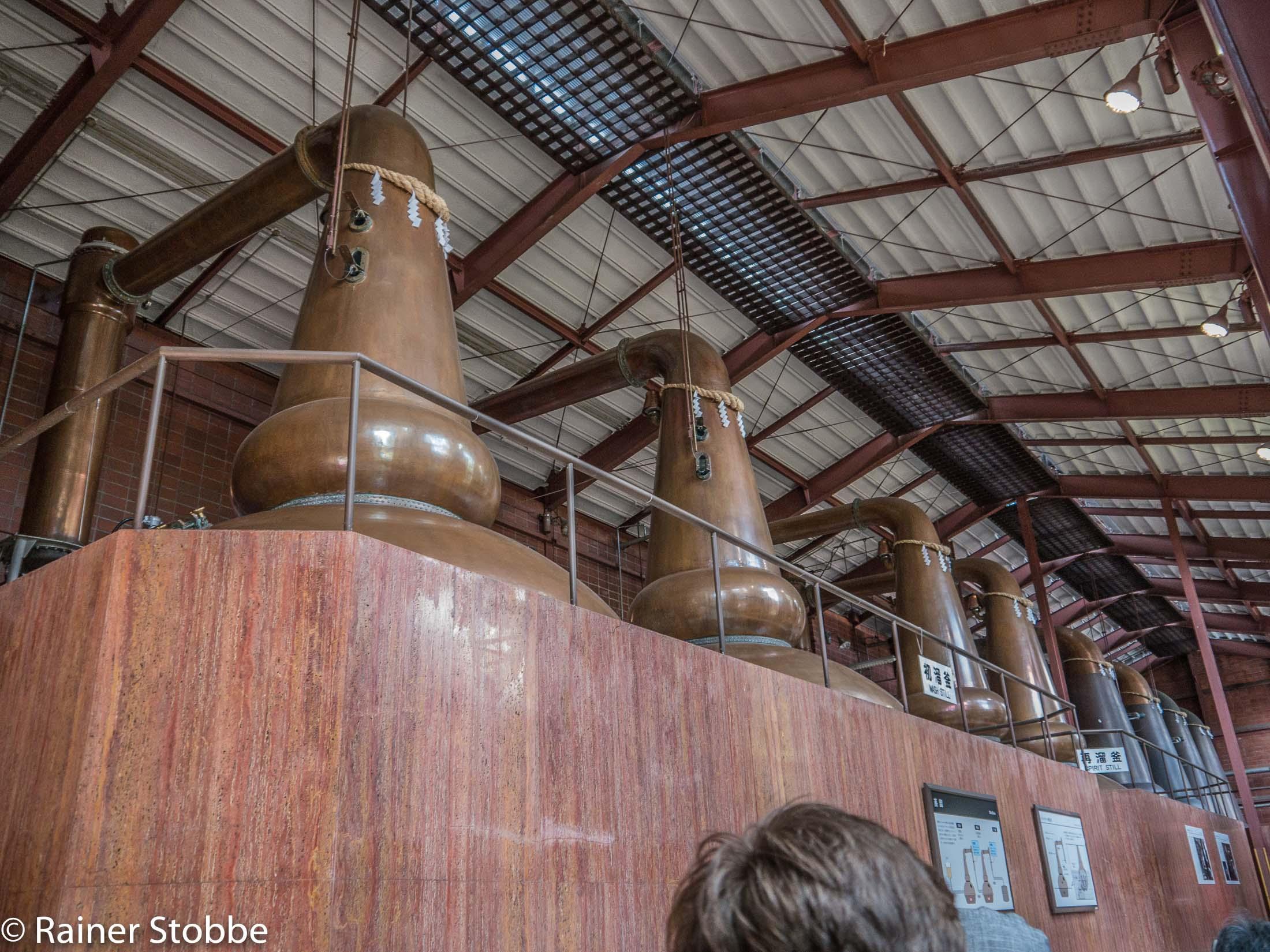 Whiskyreisen Japan Nikka Miyagikyo - 20170423-P1100260