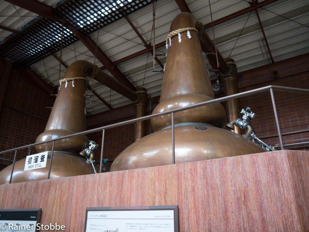 Whiskyreisen Japan Nikka Miyagikyo - 20170423-P1100262