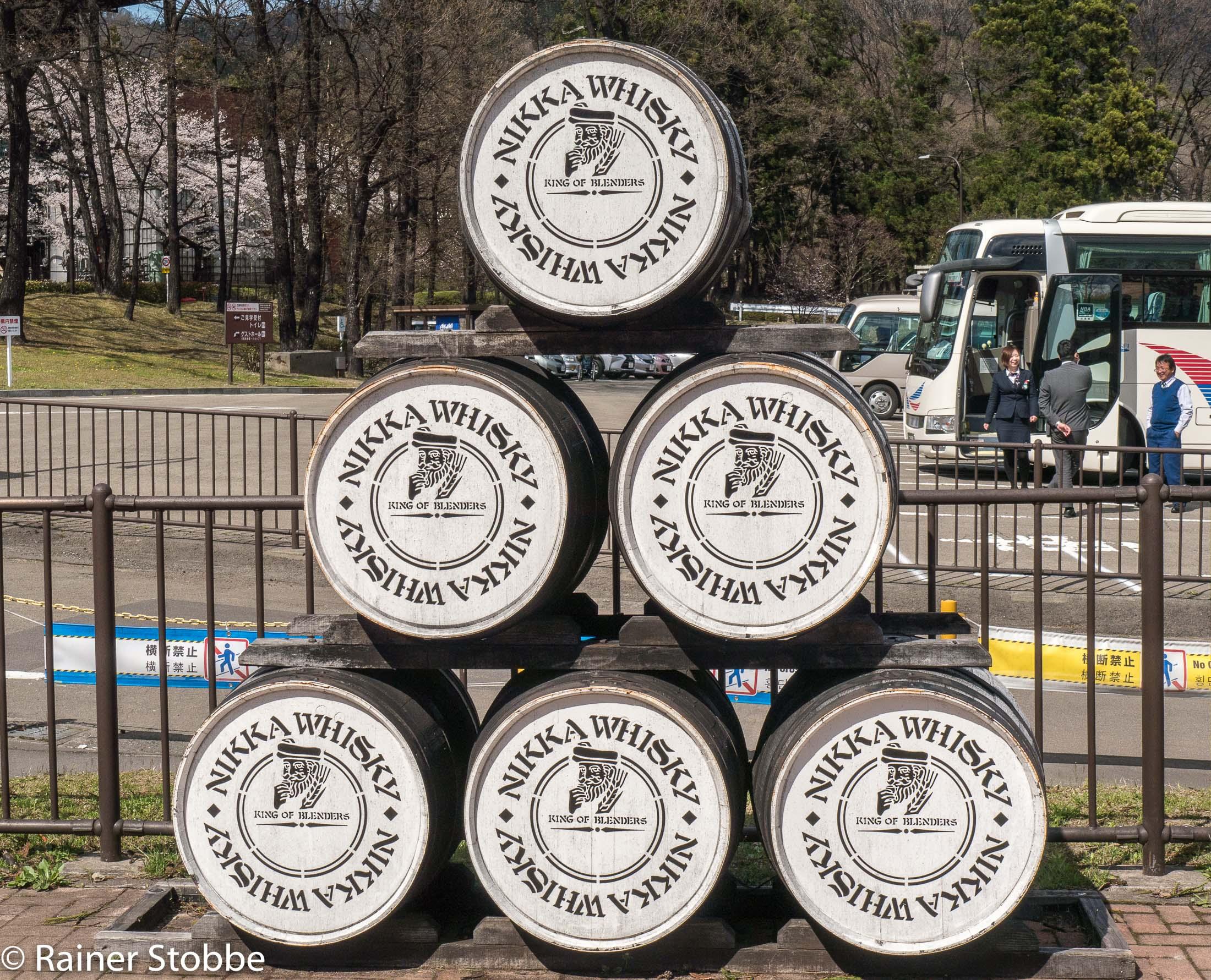 Whiskyreisen Japan Nikka Miyagikyo - 20170423-P1100271