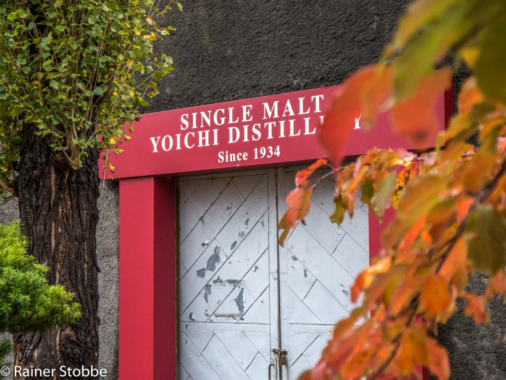 Whiskyreisen Japan Nikka Yoichi - 20161020-P1080370