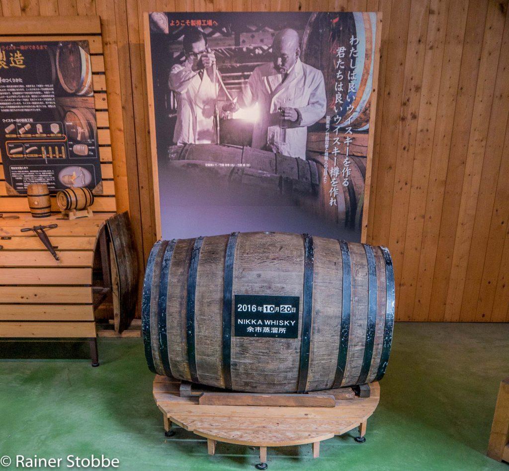 Whiskyreisen Japan Nikka Yoichi - 20161020-P1080382