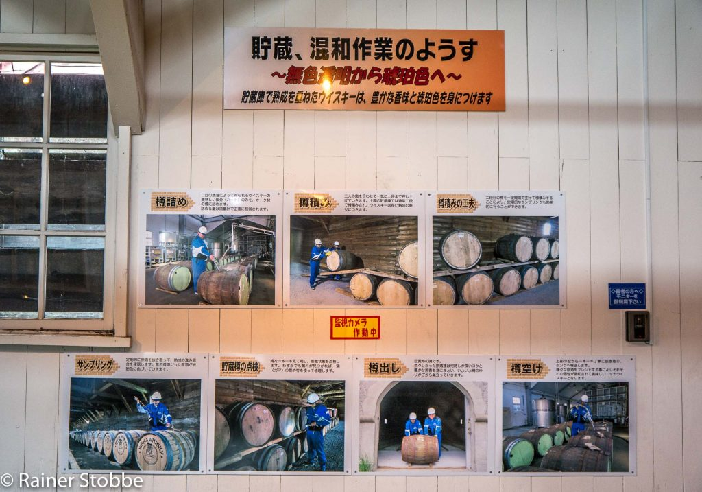 Whiskyreisen Japan Nikka Yoichi - 20161020-P1080383
