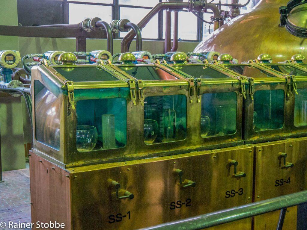 Whiskyreisen Japan Suntory Yamazaki - 20161024-P1080505