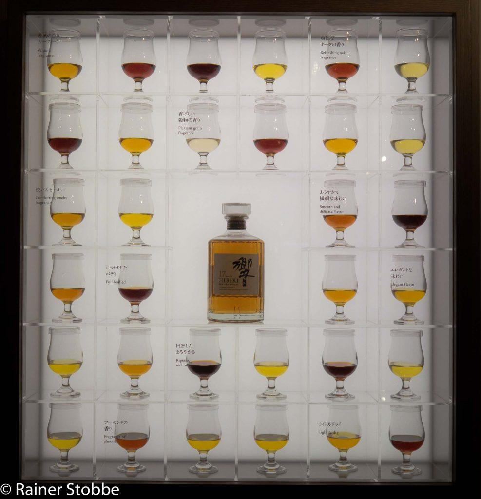 Whiskyreisen Japan Suntory Yamazaki - 20161024-P1080533