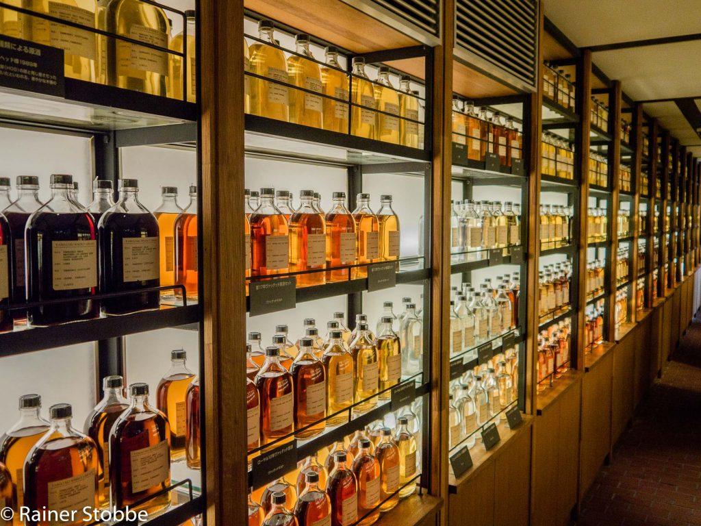 Whiskyreisen Japan Suntory Yamazaki - 20161024-P1080542