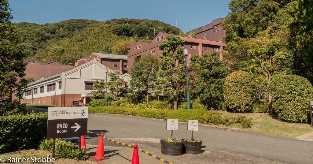 Whiskyreisen Japan Suntory Yamazaki - 20161024-P1080553