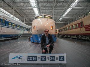 Japanspezialreisen - Eisenbahnmuseum Nagoya - 20161026-P1080619 - Rainer Stobbe