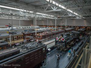 Japanspezialreisen - Eisenbahnmuseum Nagoya - 20161026-P1080736 - Rainer Stobbe