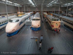 Japanspezialreisen - Eisenbahnmuseum Nagoya - 20161026-P1080753 - Rainer Stobbe