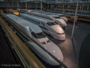 Japanspezialreisen - Eisenbahnmuseum Nagoya - 20161026-P1080756 - Rainer Stobbe